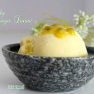 Lody mango lassi