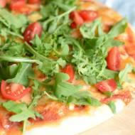 Pizza na cienkim cieście którą zrobisz w pół godziny
