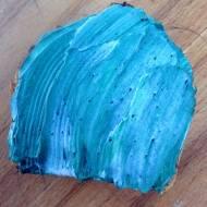 Grzanki syrenki, czyli pomysł na odjechane kanapki z spiruliną