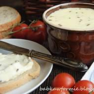 ser smażony z kminkiem - kuchnia regionalna (Kujawy)