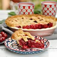 Ciasto z dużą ilością wiśni – CHERRY PIE
