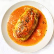 GOŁĄBKI ze szpinakiem bez mięsa – wegańskie!