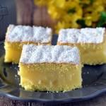 Ciasto z kremem cytrynowo-ananasowym