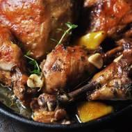 Udka z kurczaka z tymiankiem i cytryną