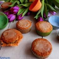 Dietetyczne, cytrynowe muffiny