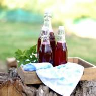 Przepis na domowy sok z malin