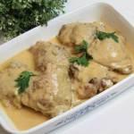 Kurczak w kremowym sosie