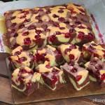 Pulchne ciasto łaciate