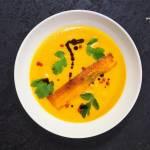 Zupa krem z batata (słodkiego ziemniaka)
