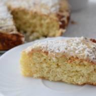 Przepis #156 Bezglutenowe ciasto kokosowe