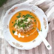 Zupa cukiniowo-pomidorowa