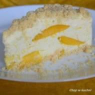 Chodny syrnik ze mango (Sernik na zimno z mango)