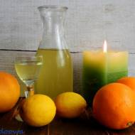 Nalewka 4 cytrusy: cytrynowo - grejpfrutowo - pomarańczowo - limonkowa