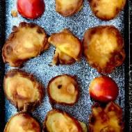 Smażone placuszki z owocami
