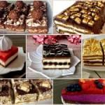 Ciasta bez pieczenia – najlepsze przepisy!