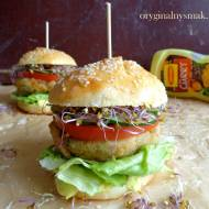 Burger rybny (fishburger)