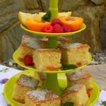 ciasto olejowe z morelami