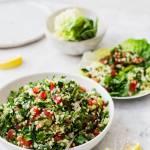 Jak zrobić tabbouleh - libańską sałatkę z natki pietruszki i kaszy bulgur? (PRZEPIS + FILM)