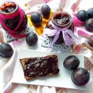 Domowa nutella śliwkowa (wersja fit) – przepis krok po kroku