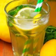 Lemoniada z miodem