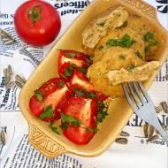 Lekkie kotleciki z tuńczyka z chrupiącym słonecznikiem i zieloną pietruszką