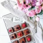 Bezglutenowe brownies z cukinii