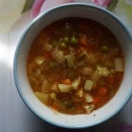 Minestrone – letnia zupa