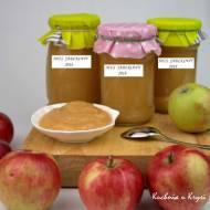 Mus z jabłek do słoiczków