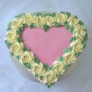 Jak zrobić tort serce?