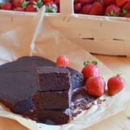 Brownie z fasoli, czyli przepis na przepyszne, czekoladowe fit ciasto