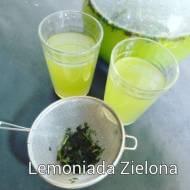 LEMONIADA ZIELONA