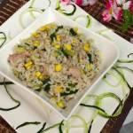 Ryż z cukinią i tuńczykiem – przepis na lekki i pyszny obiad