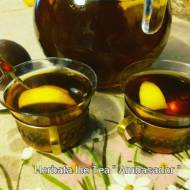 "HERBATA KORZENNA  ICE TEA ""AMBASADOR"