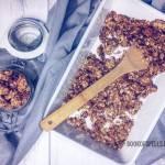 Bezglutenowa granola o smaku karmelizowanych jabłek