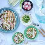Okonomiyaki, pizza po japońsku, wege