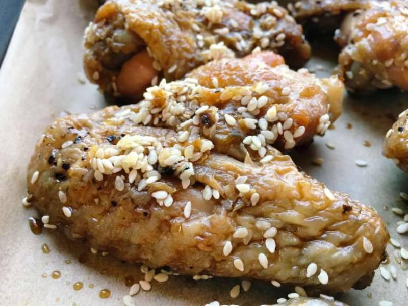 Wrorek: Kurczak po koreańsku