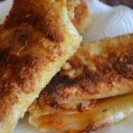 Krokiety z szynką i serem