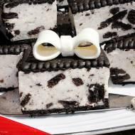 Pianka Oreo, czyli kolejne autorskie ciasto bez pieczenia