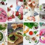 Przepisy na upalne lato - chłodniki, śniadania, kolacje i lody