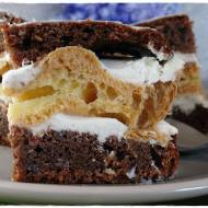 Ciasto piernikowo-karpatkowe