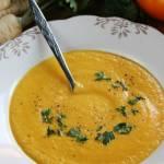Zupa - sos z żółtych pomidorów