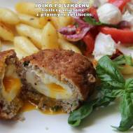 Jajka po szkocku - kotlety mielone z płynnym żółtkiem
