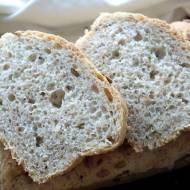 Najprostszy chleb ze słonecznikiem i cebulką dymką