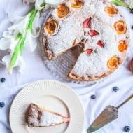 Letnie ciasto z owocami – babciny przepis, który zawsze wychodzi