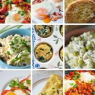 Przepisy na śniadania z jajkiem