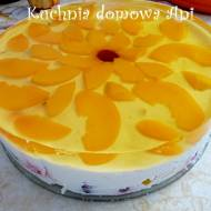 Jogurtina z owocami i galaretką