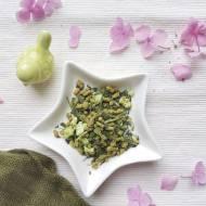 """""""Lato herbatą pachnące"""" – japońska herbata zielona z prażonym ryżem"""