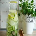 Ogórkowa woda smakowa