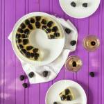 Terrina z jeżyn w winie muscat i jogurtu greckiego
