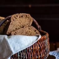 Chleb żytni razowy radziwiłłowski na zakwasie